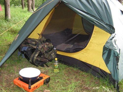 Выбираем матрас в палатку