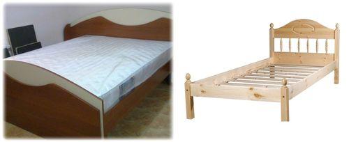 Двуспальные кровати своими руками размеры фото